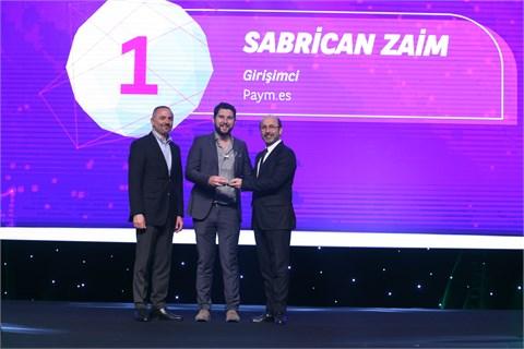 Teknolojik Girişimci Kategorisi Şampiyonu