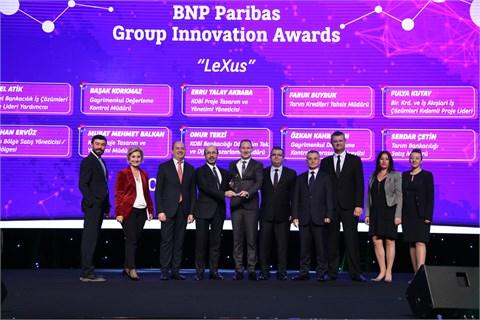 BNP Paribas İnovasyon Ödülleri