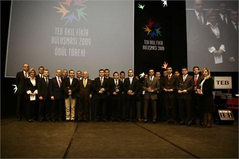 TEB Akıl Fikir Buluşması Ödül Töreni